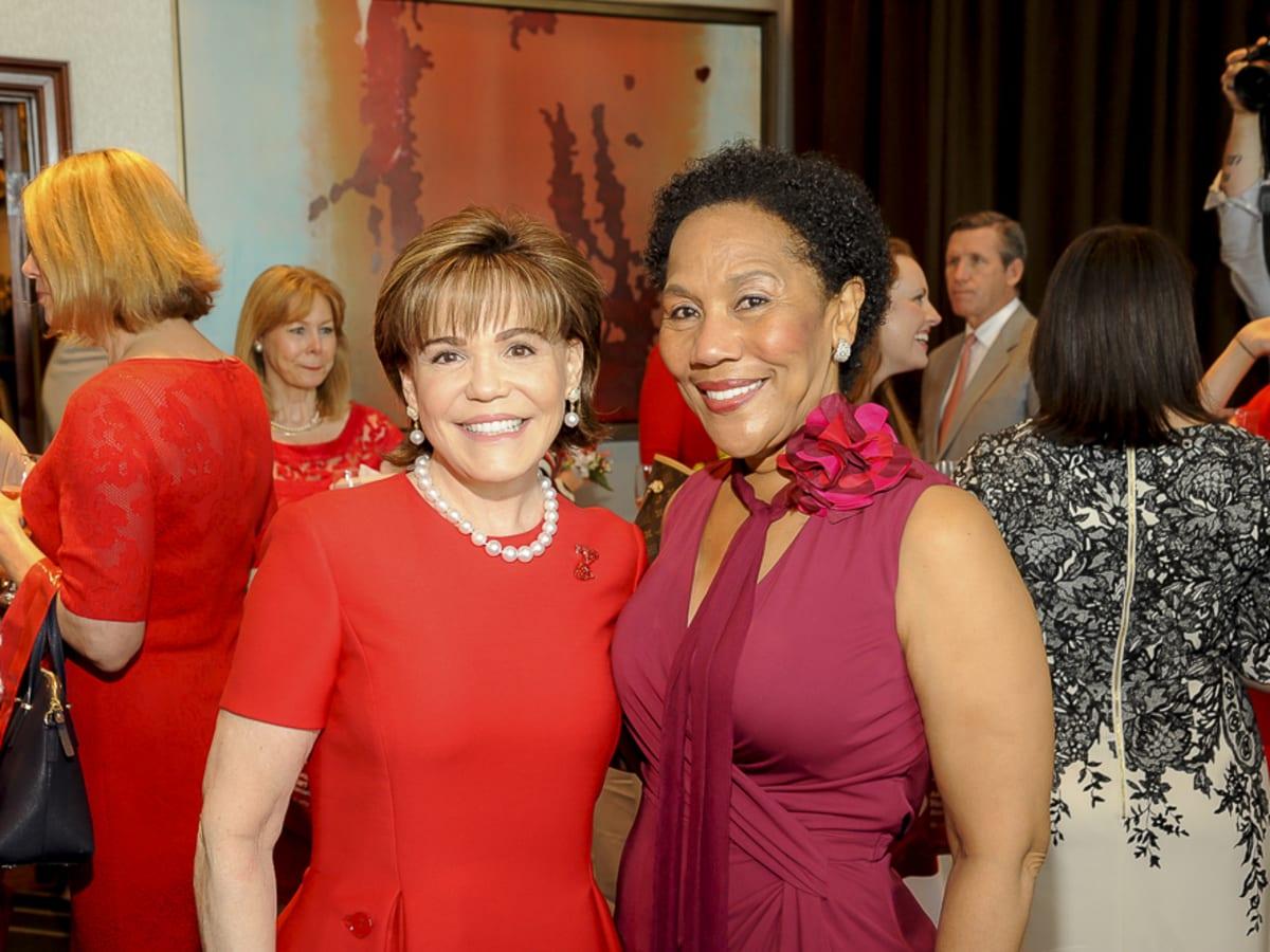 Go Red for Women, 5/16, Hallie Vanderhider, Myrtle Jones