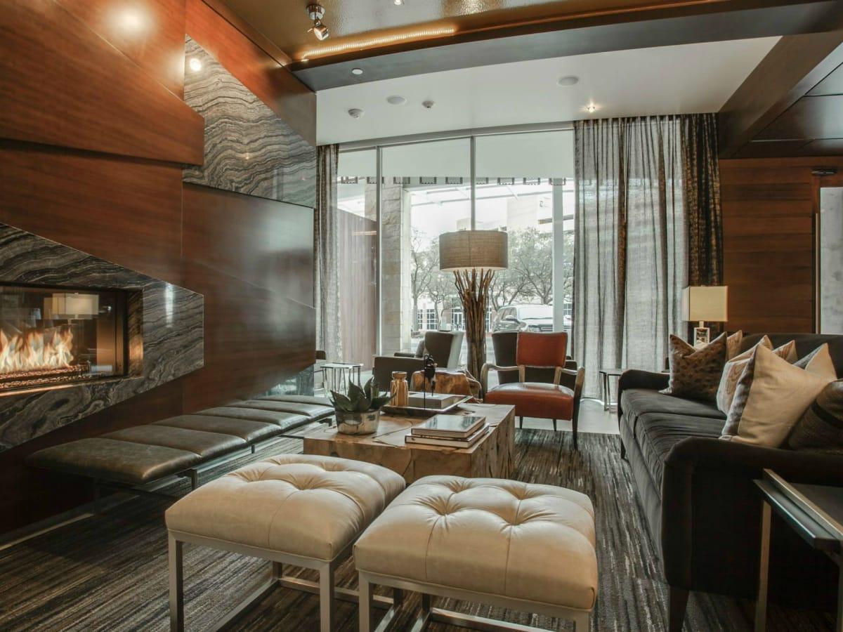 The Catherine luxury apartment Austin
