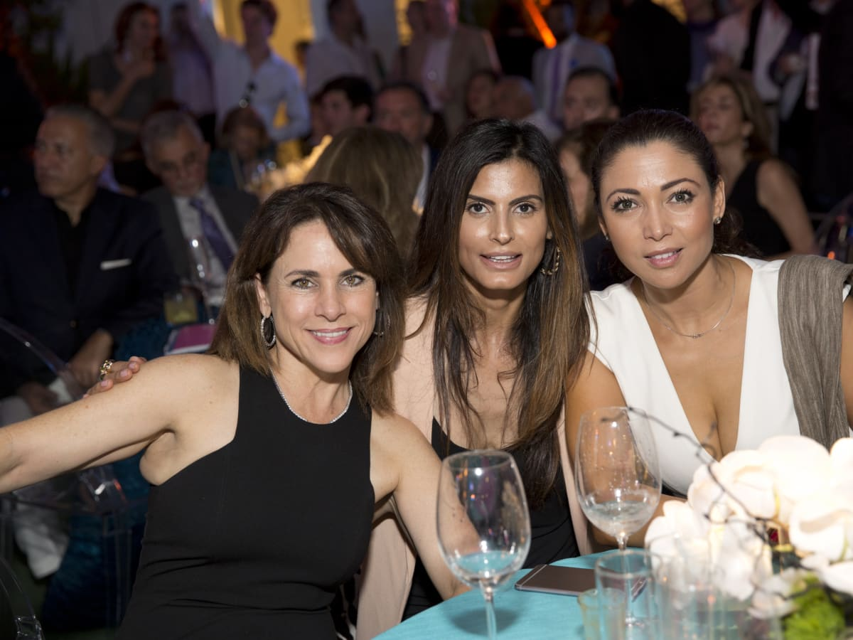 UNICEF Art Auction, 5/16 Maria Bush, Sabiha Rehmatullah, Fadila Kibsgaard