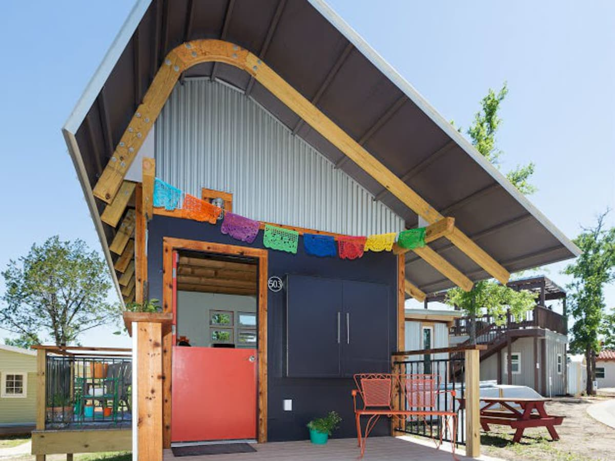 Community First Village - Weird Homes Tour