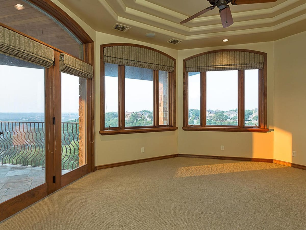 Austin home house 12006 Pleasant Panorama View 78738 Jeff Kent April 2016 bedroom