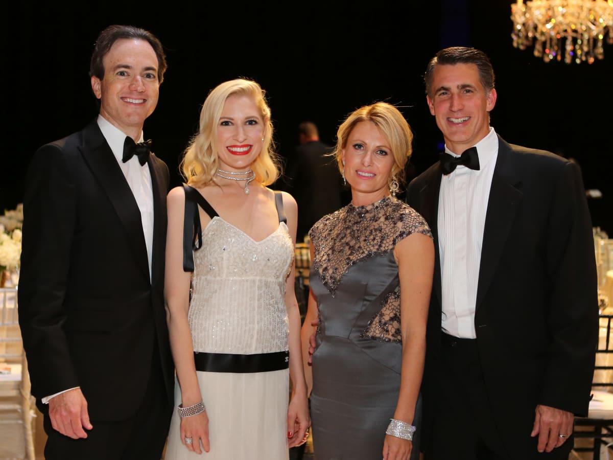 Mercury Gala, April 2016, Danny David, Isabel David, Carolyn Tanner, Garry Tanner