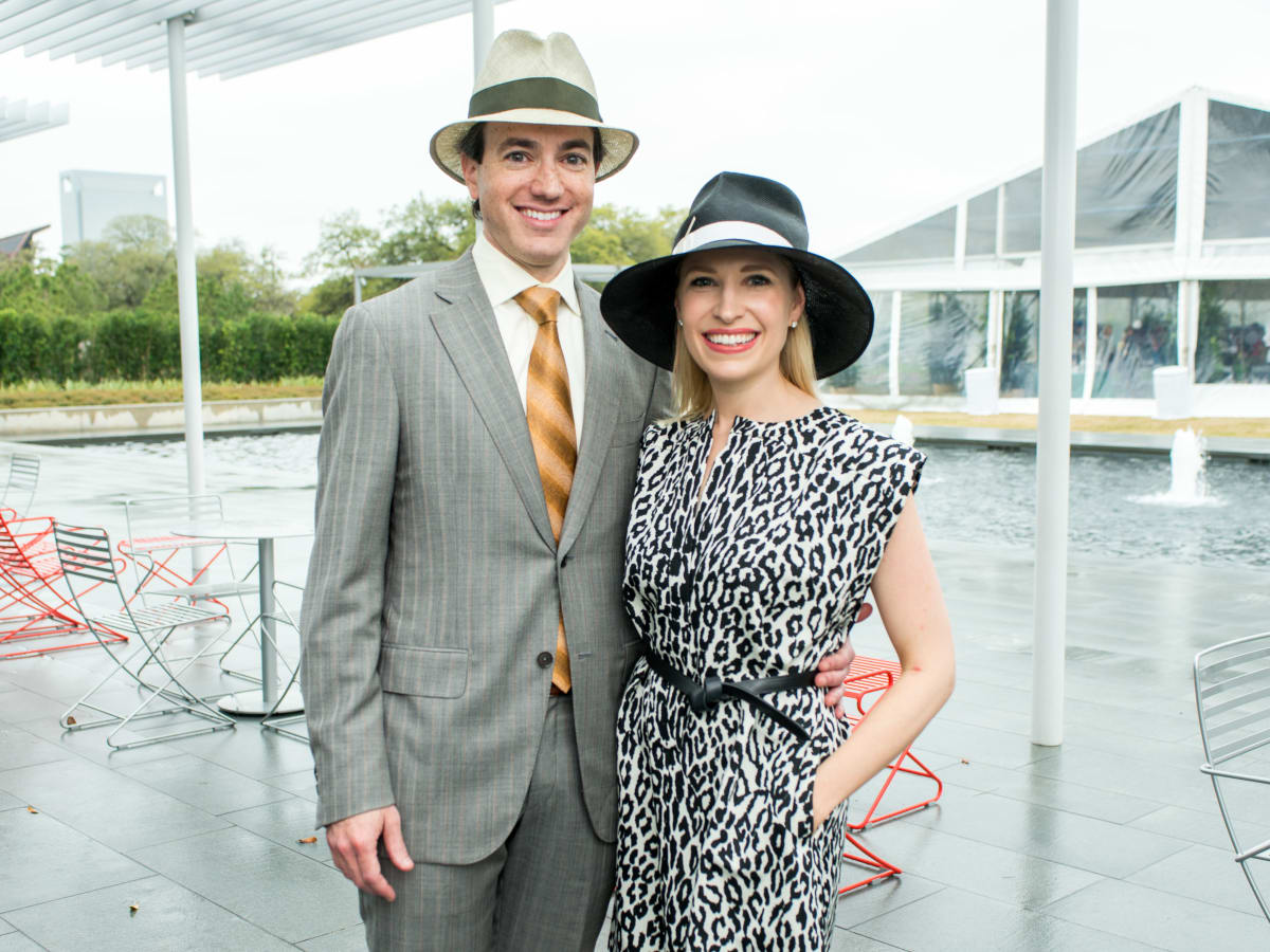 Hats in the Park, March 2016,  Danny David, Isabel david