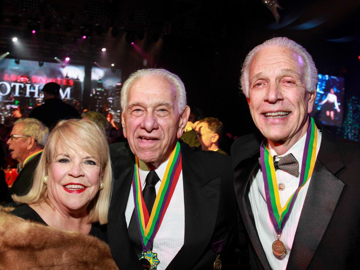 San Luis Salute, Feb. 2016, Mary Kay Guido, Vic Fertitta, Paulie Gaido
