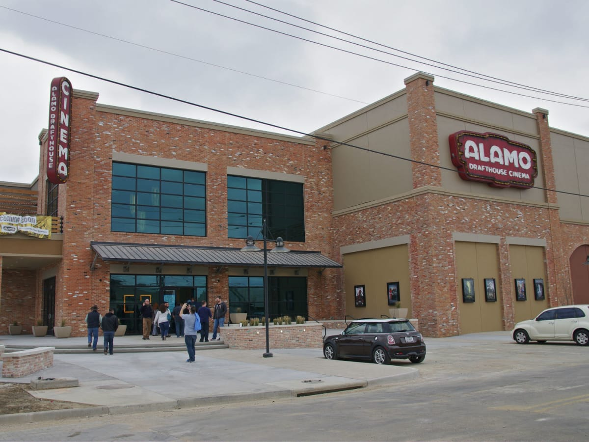 Alamo Drafthouse downtown hints at what's to come for ... Alamo Drafthouse