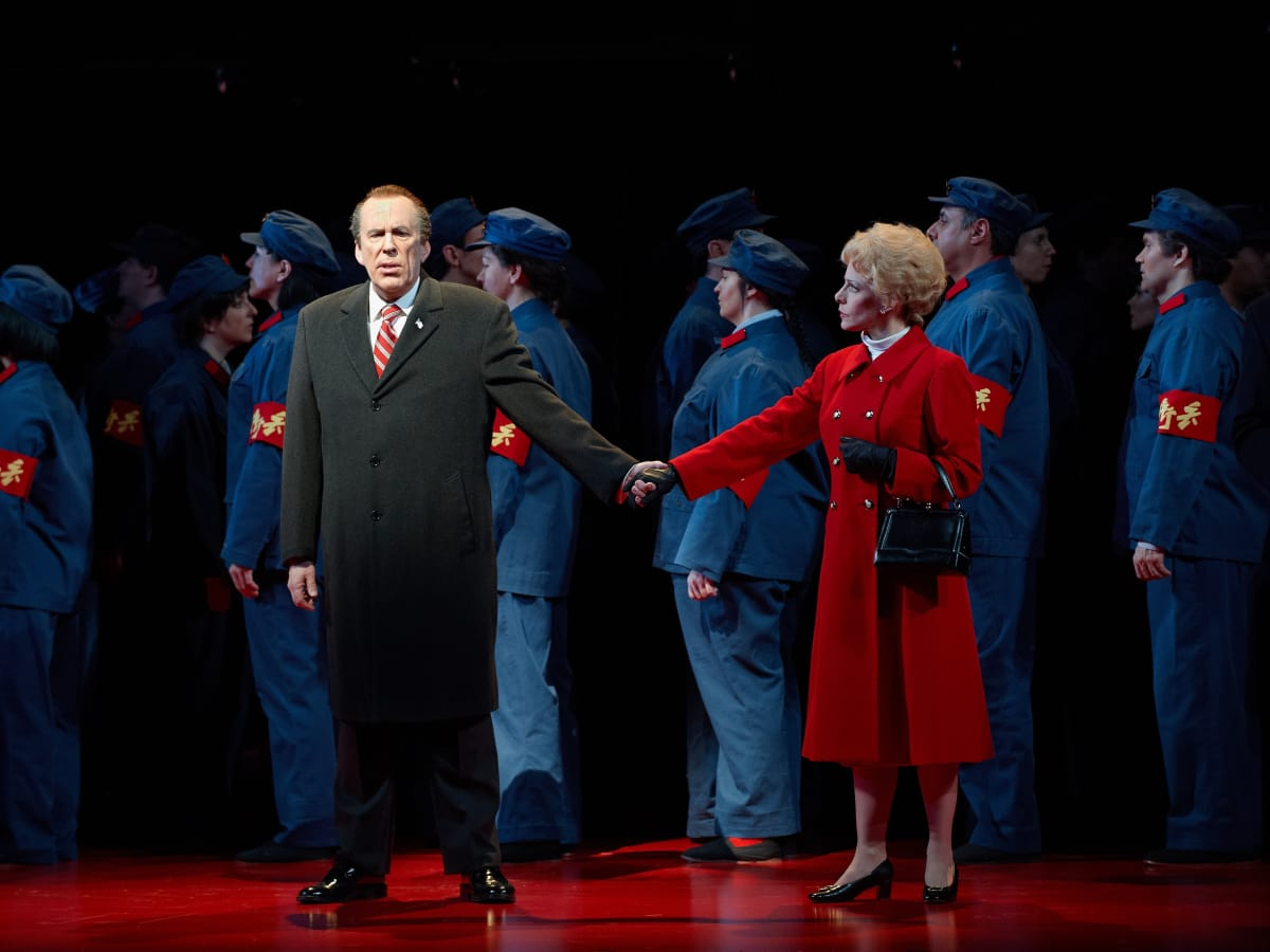 Houston Grand Opera Nixon in China