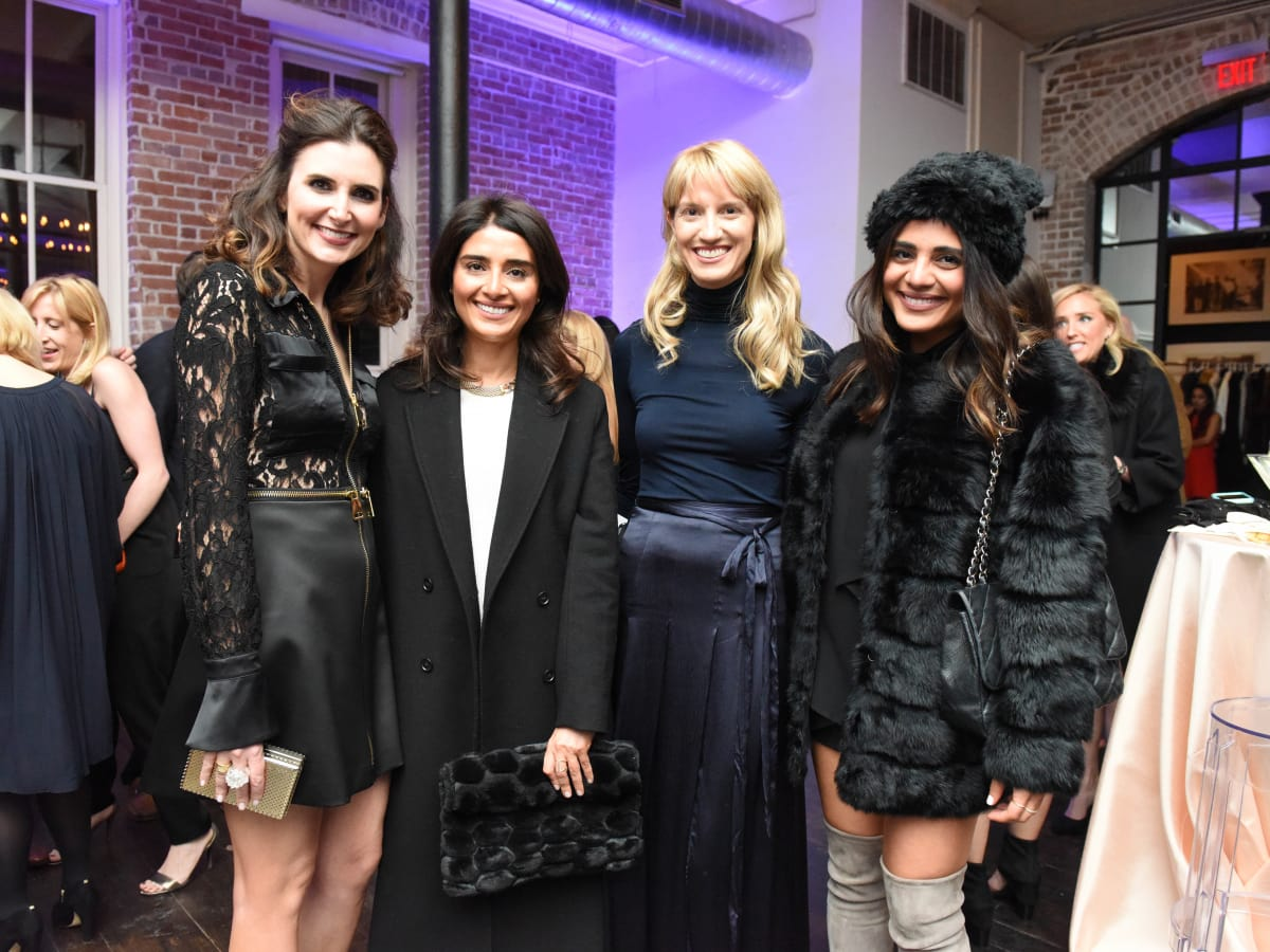 A Couture Cause Taryn Proler, Saba Jawda, Chris Goins, Sarah Jawda