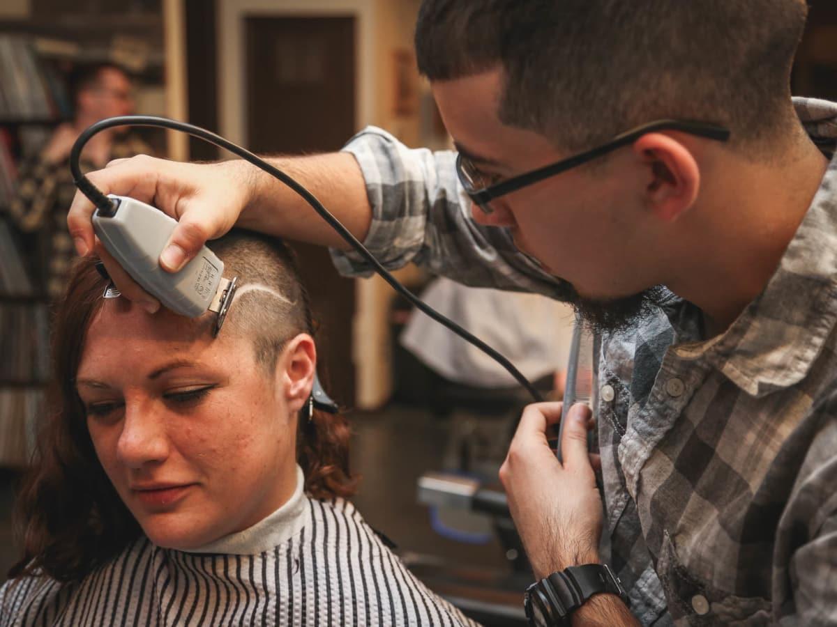 SHED Barbershop Service Industry Night CultureMap Austin
