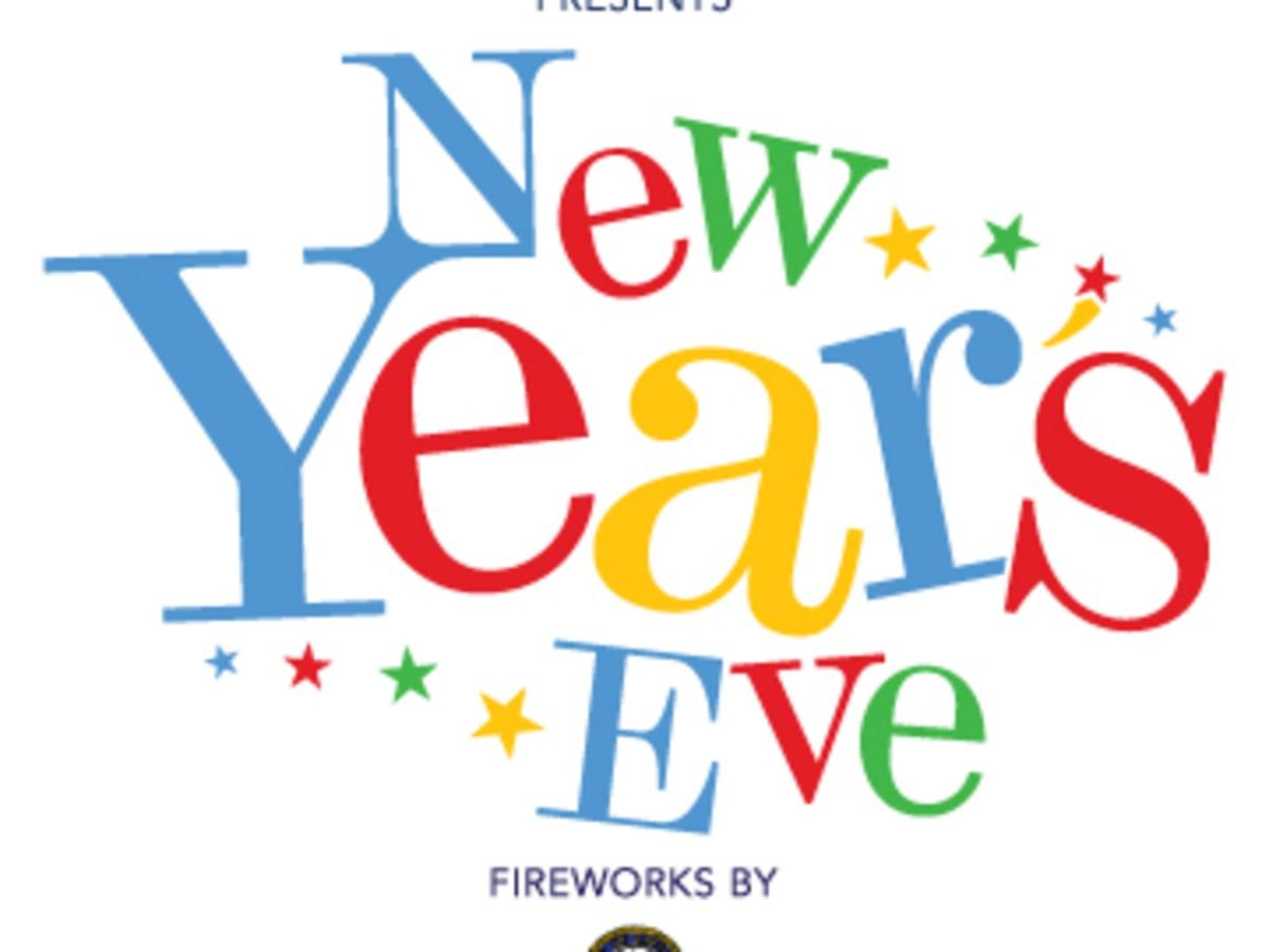 Houston New Year's Eve logo