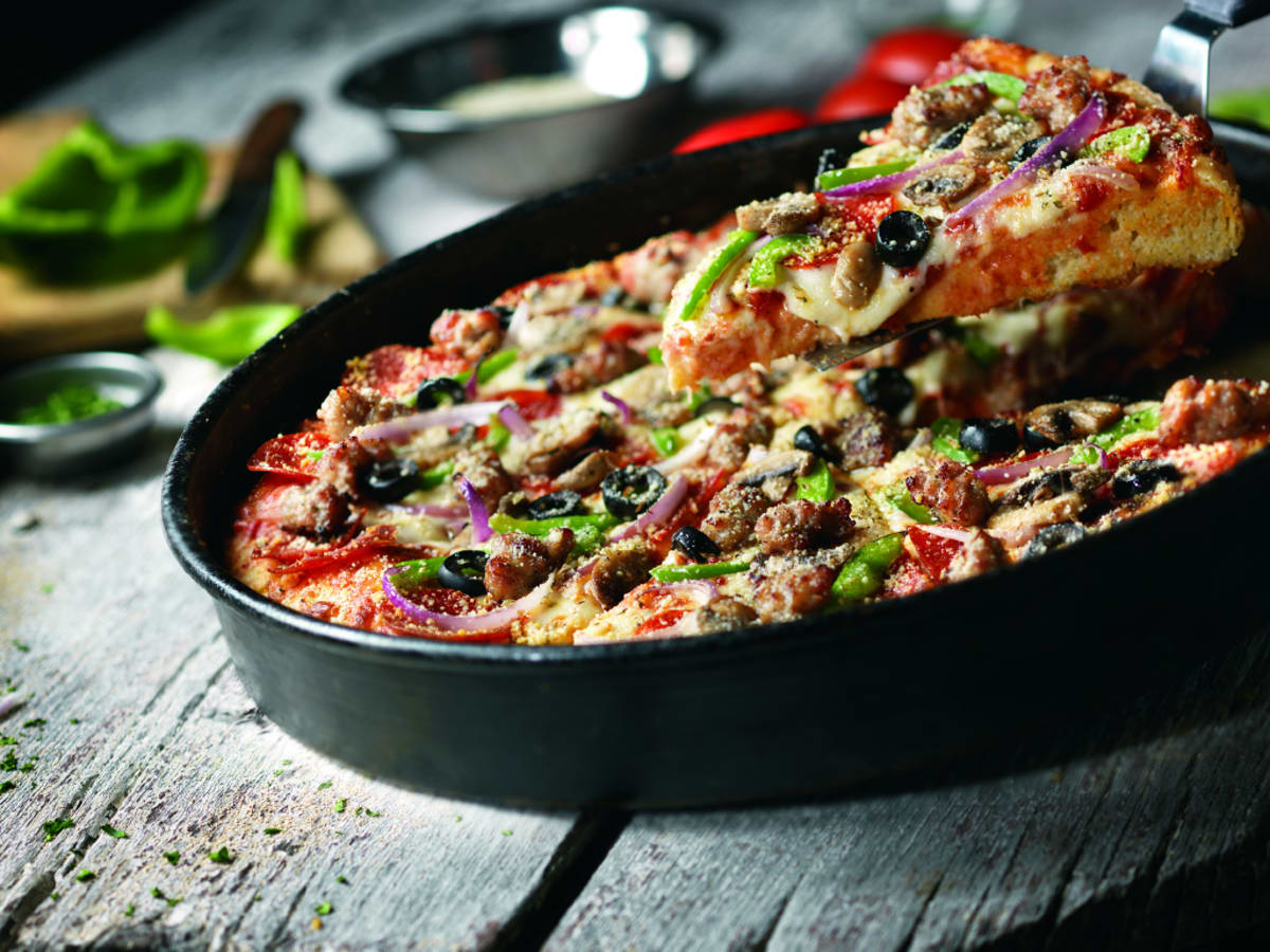 Old Chicago Pan Pizza