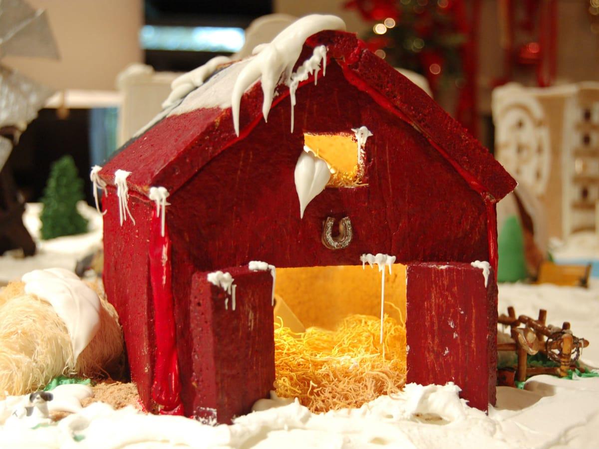 Four Seasons Gingerbread Village 2015