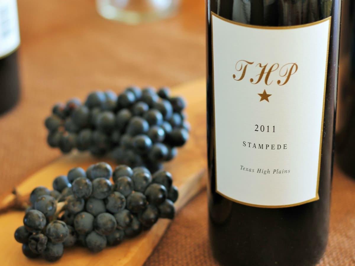 Llano Estacado Winery THP