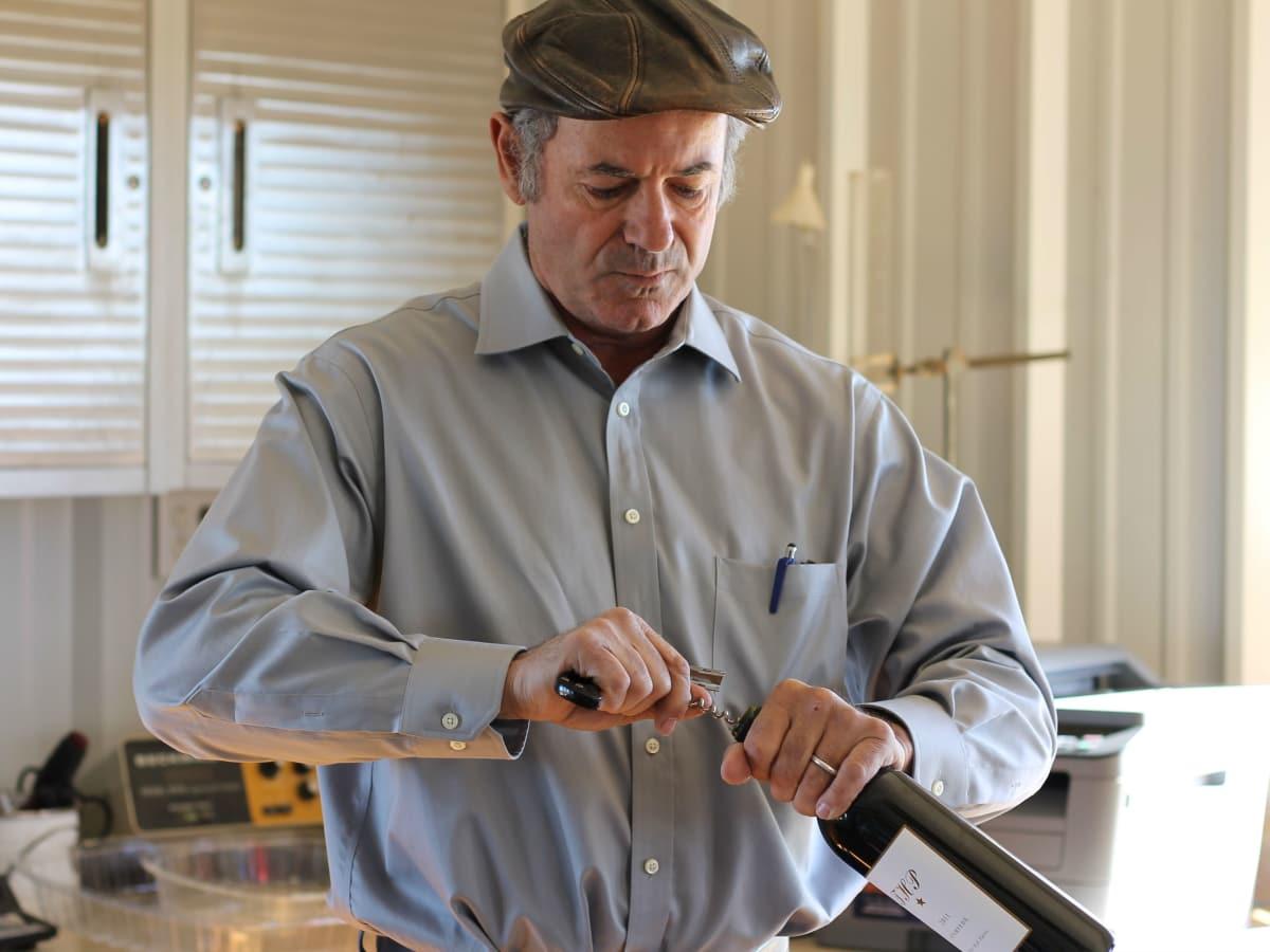Llano Estacado Winery exec winemaker Greg Bruni