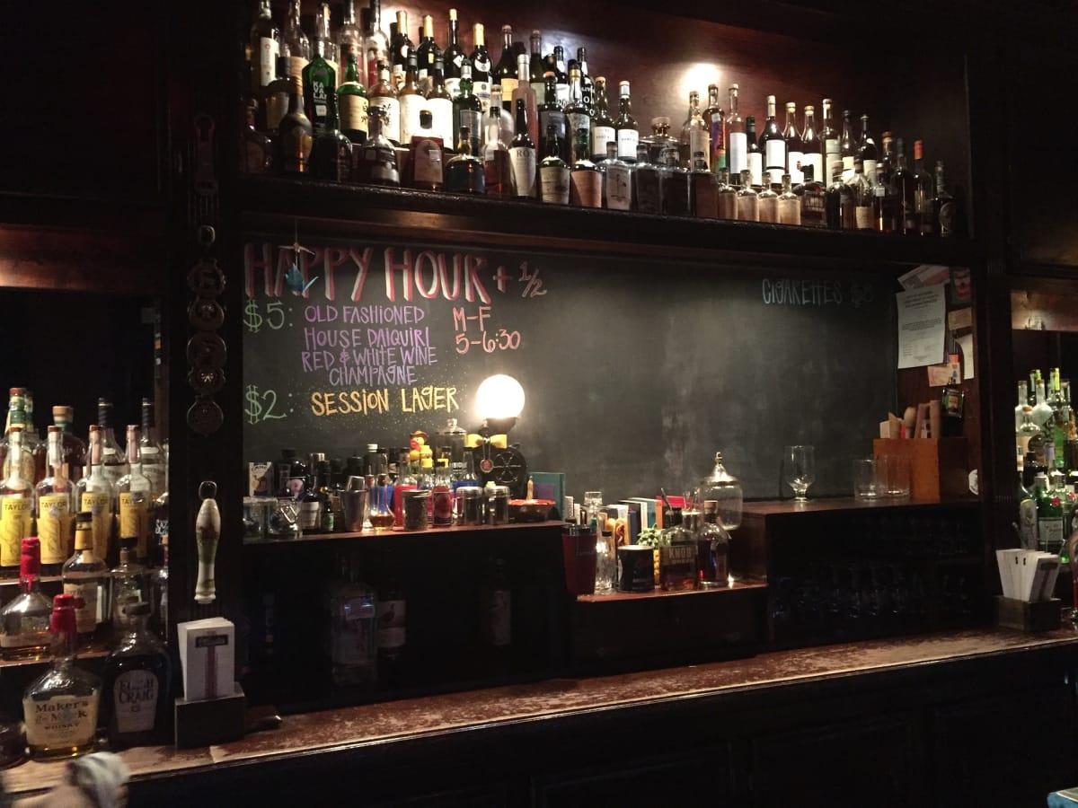 Bad News Bar Clean Slate