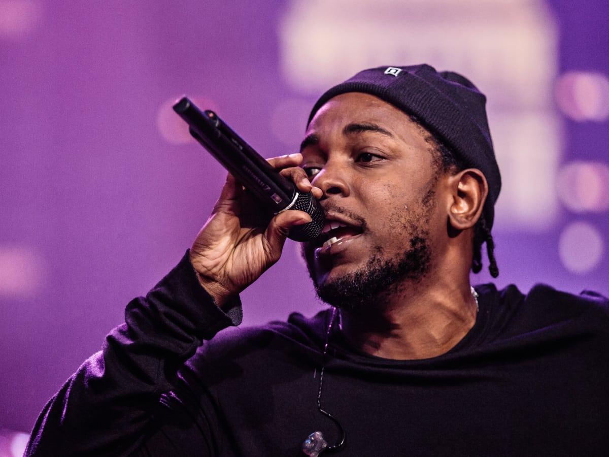 Kendrick Lamar at ACL Live