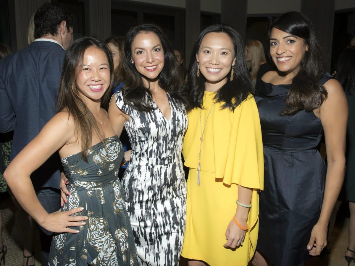 Julia Tran, Natalie Solis, Phuong Tran, Rupal Patel
