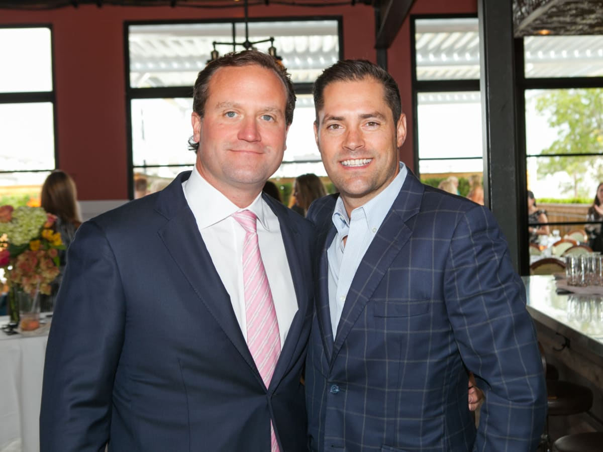 News, Shelby, Catwalk for a Cure kickoff, Oct. 2015, Josh Oren, Jay Fields