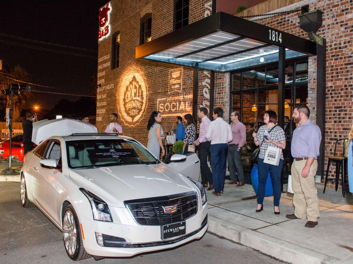 News, CultureMap Social, B&B Butchers, Sept. 2015 Cadillac