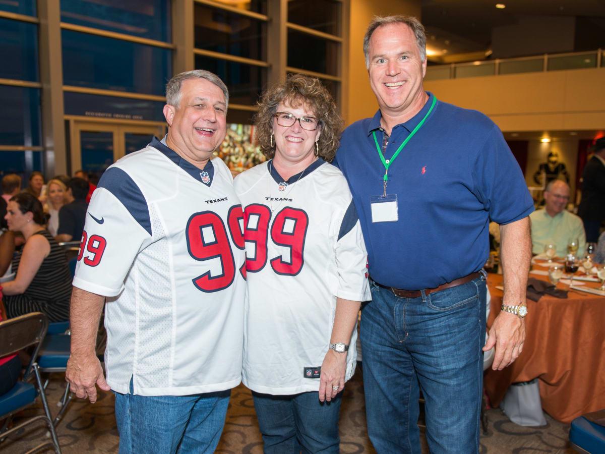 Fantasy Football draft 2015 John and Gretchen Hodge, Doug Dawson