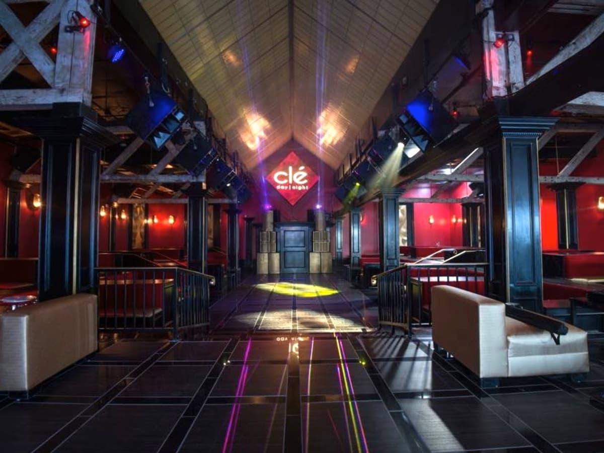 Houston, Club Cle, August 2015, dance floor