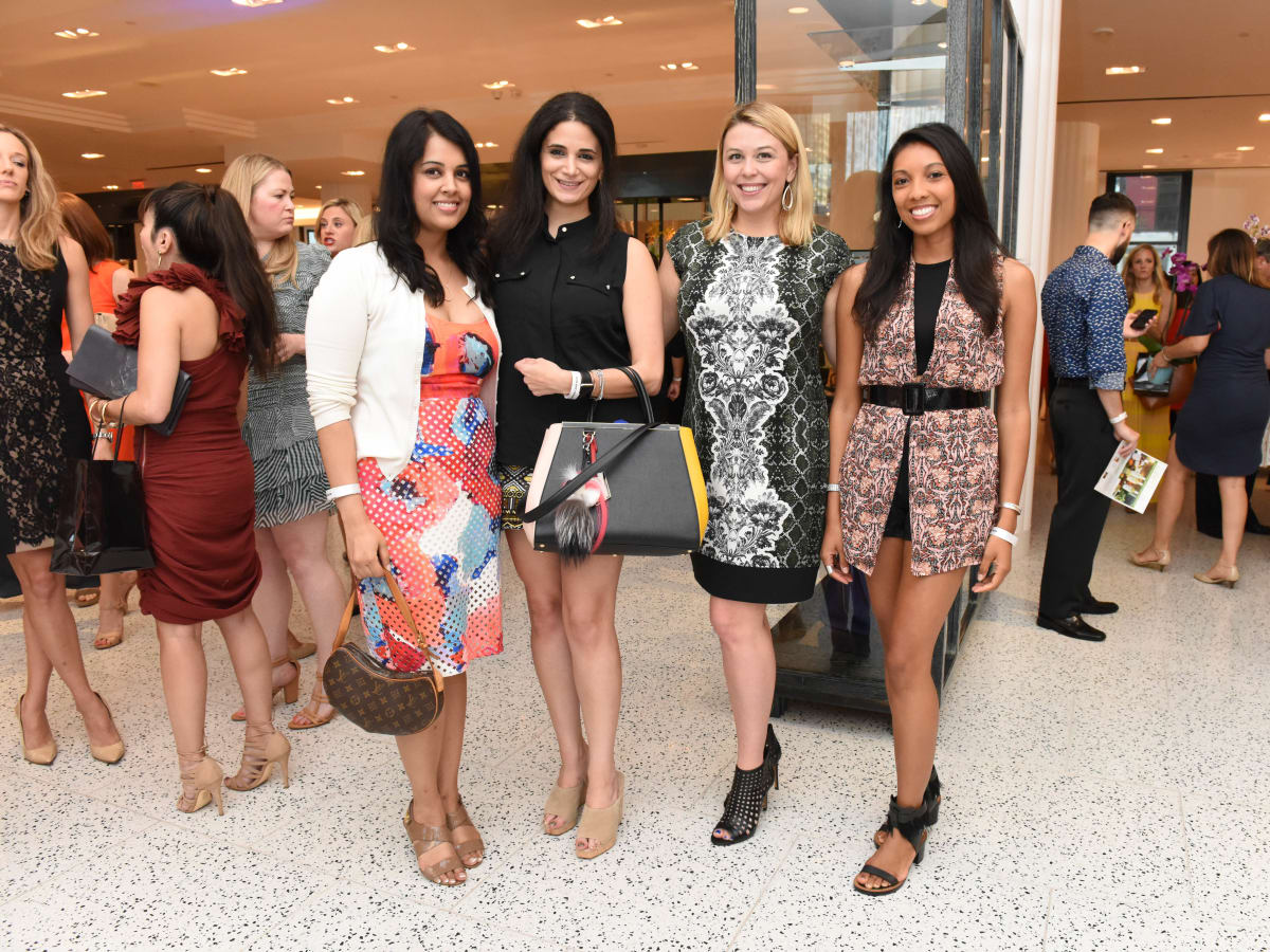 News, Shelby, Women of Wardrobe Back to School, Aug. 2015, Nila Ray, Mira Haykal, DeDe King, Catherine Gochoco