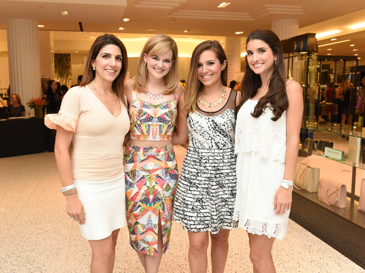 News, Shelby, Women of Wardrobe Back to School, Aug. 2015, Neekie Kashani, Kimberly Lombardino, Madeline Lingwall, Lauren Granello