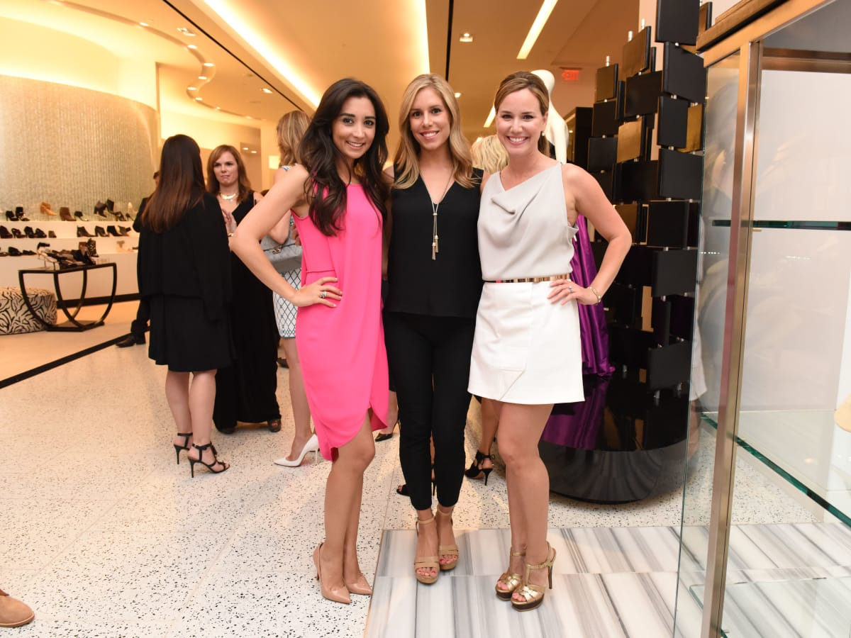 News, Shelby, Women of Wardrobe Back to School, Aug. 2015, Hasti Taghi, Lauren Dupuis, Stacy Andell