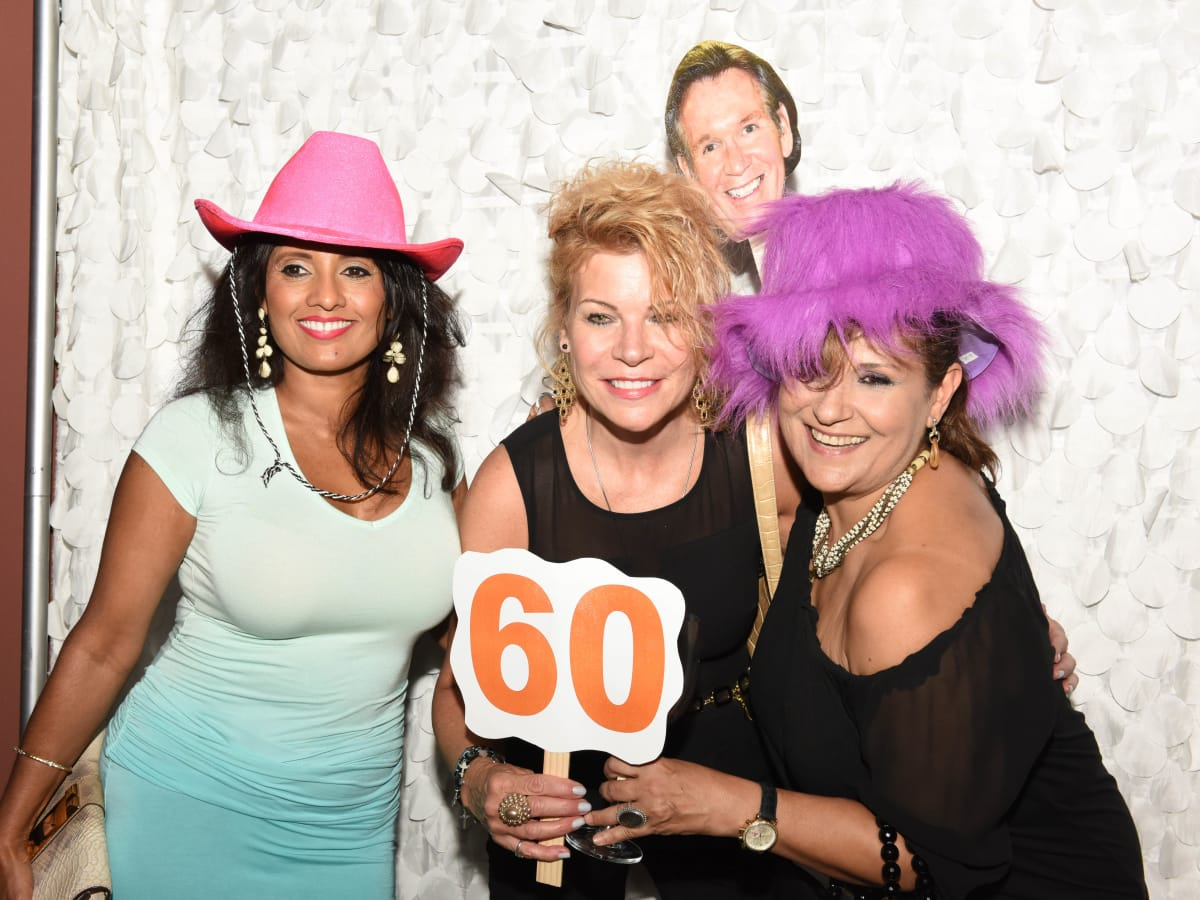 News, Shelby, Peter Remington 60th birthday, August 2015, Sandiya Venturato, JJ Kugler, Gita Khalili