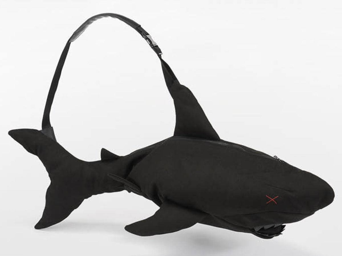 Shark Bag Christopher Raeburn Shark Week