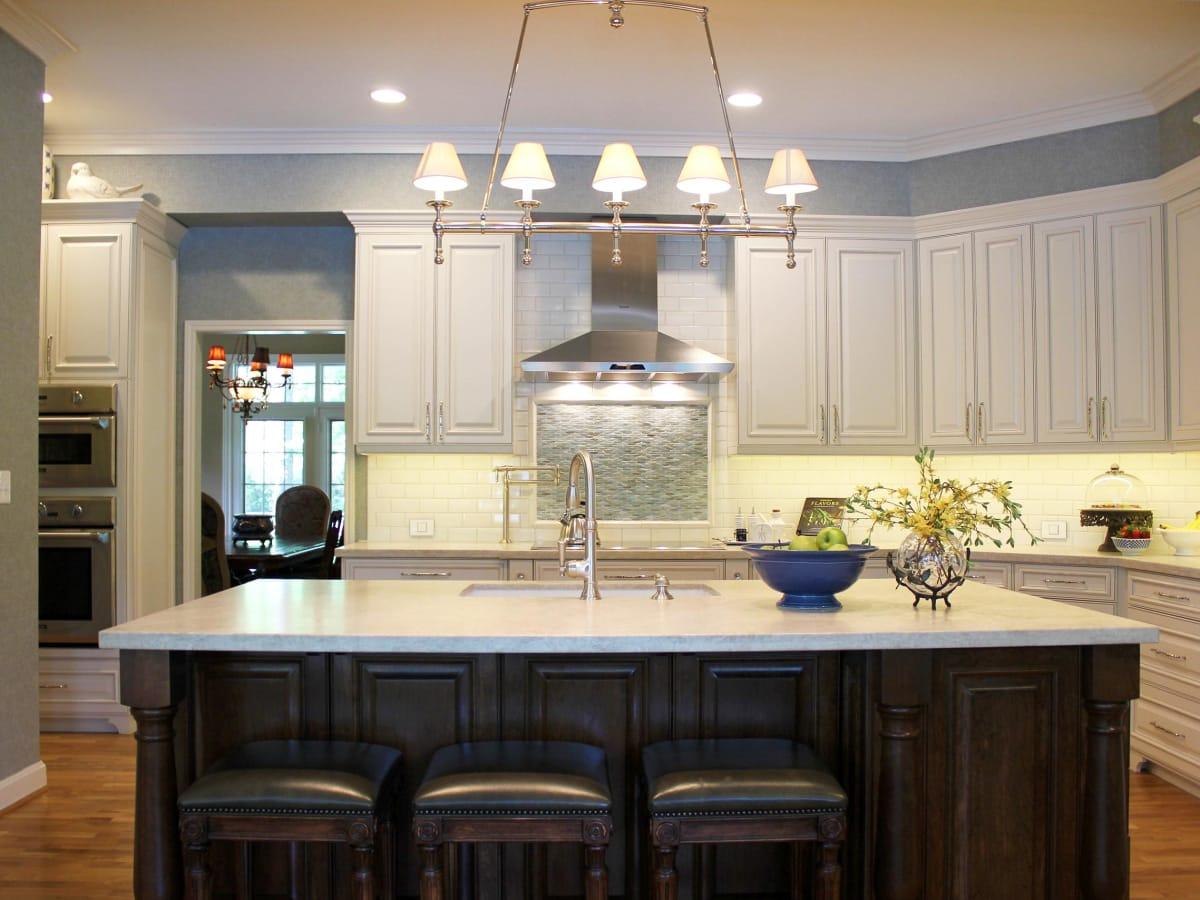 Porch.com By Design Interiors kitchen