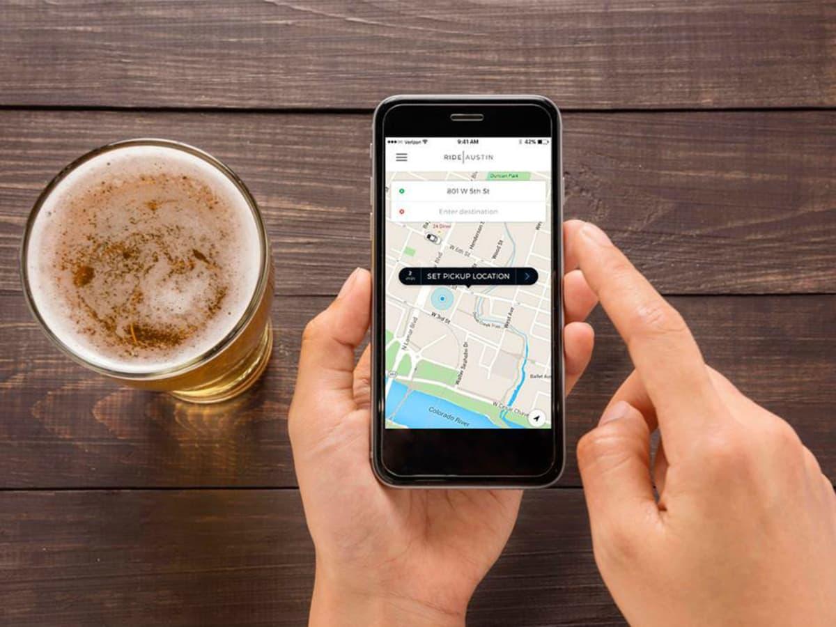 Elegant RideAustin Ride Sharing App
