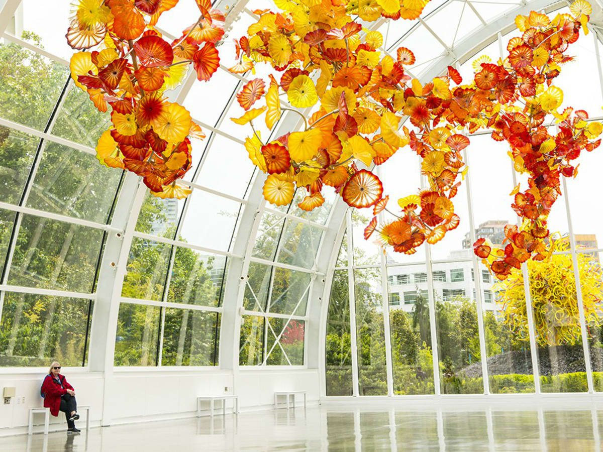 Chihuly Garden Seattle