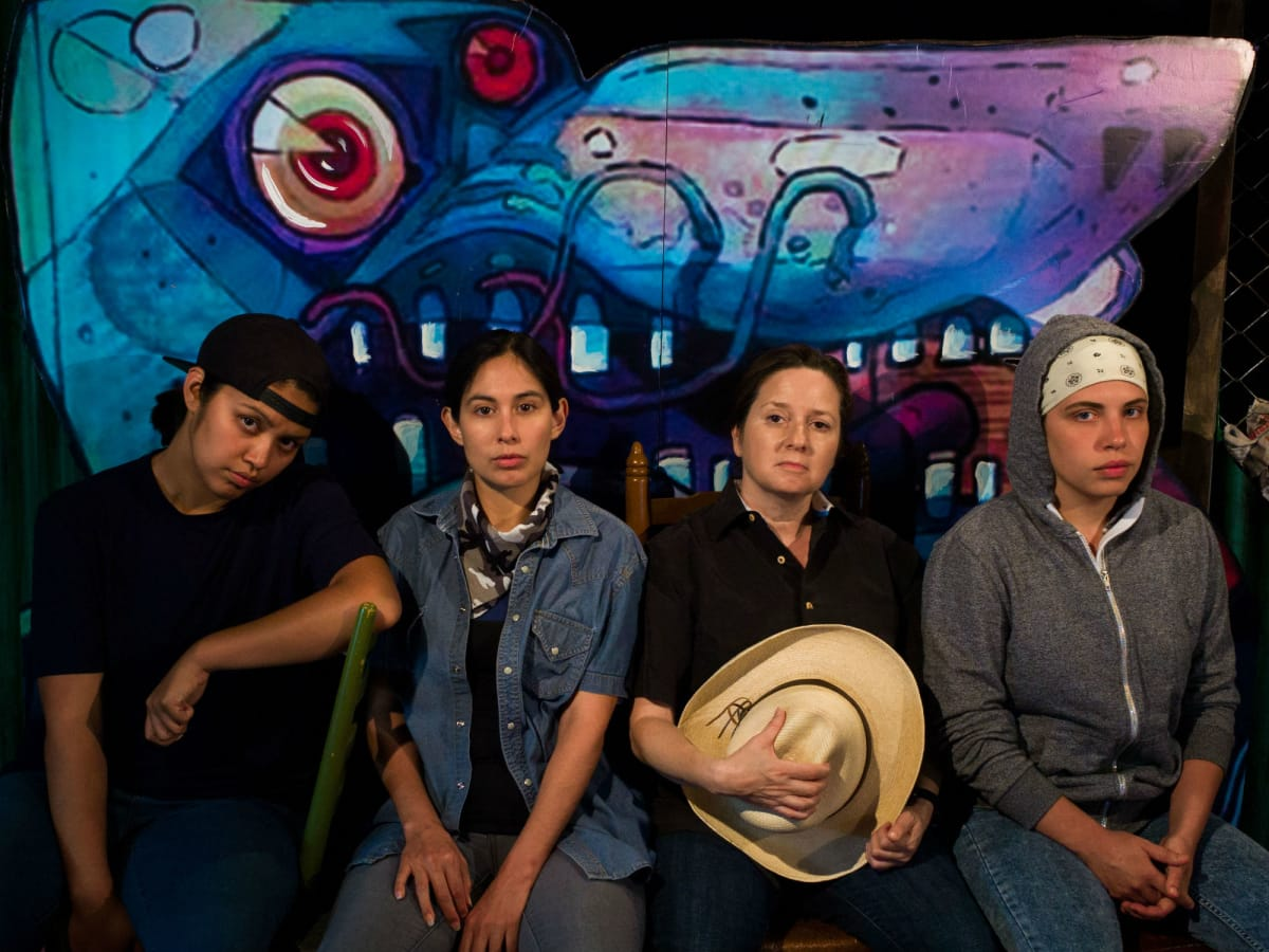 Undermain Theatre presents so go the ghosts of méxico, part two