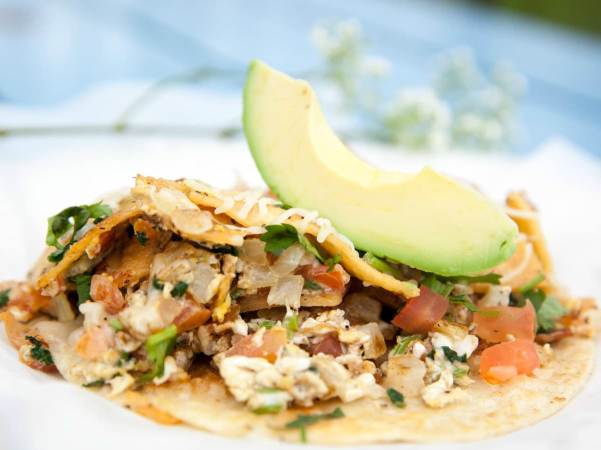Veracruz All Natural Taco