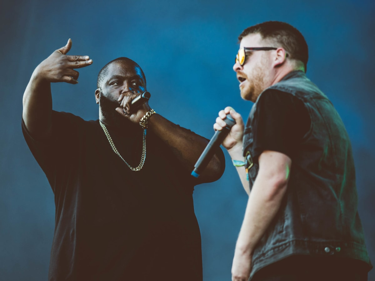 Austin City Limits Festival ACL Fest 2017 Weekend One Run the Jewels