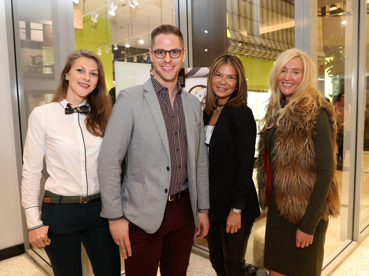 Houston, Decorative Center Houston Fall Market, November 2017, Elena Statsenko, Ben Johnston, Selena Makaye, Amanda Holliday