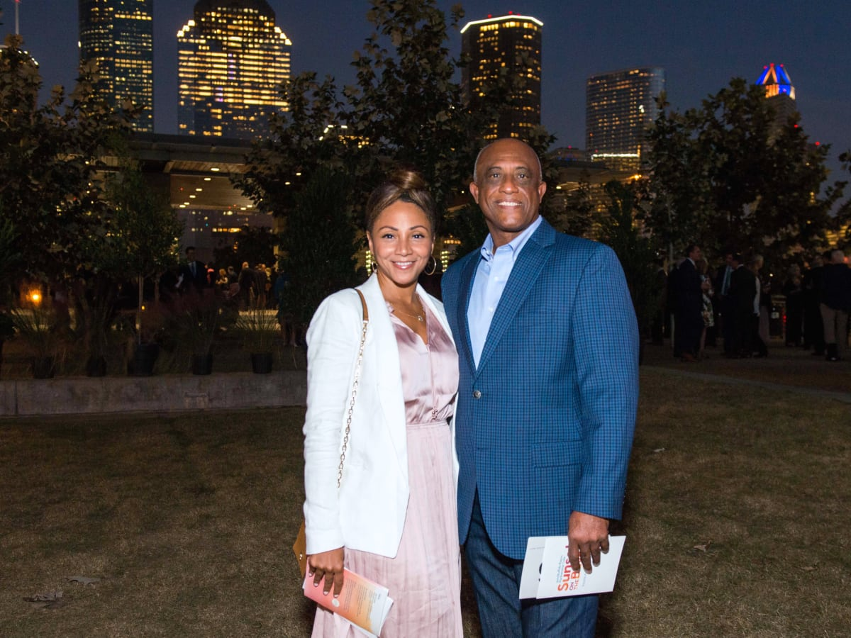 Houston, Buffalo Bayou Partnership Gala, November 2017, Kimberly Dixon-Dudley, Donald Thompson