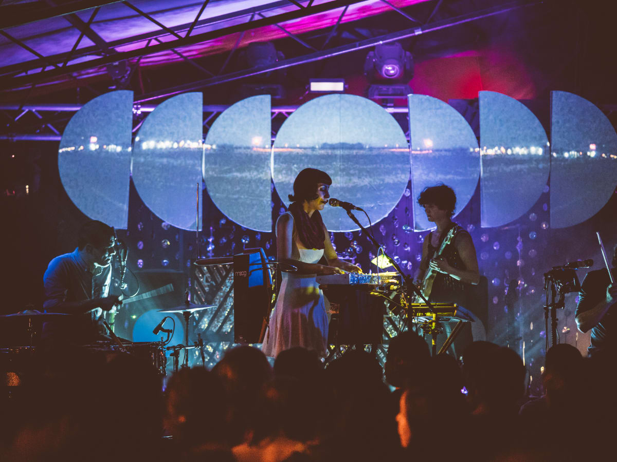 Octopus Project Sound on Sound