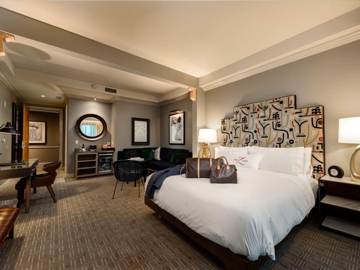 Houston news, Hotel ZaZa Memorial City, November 2017