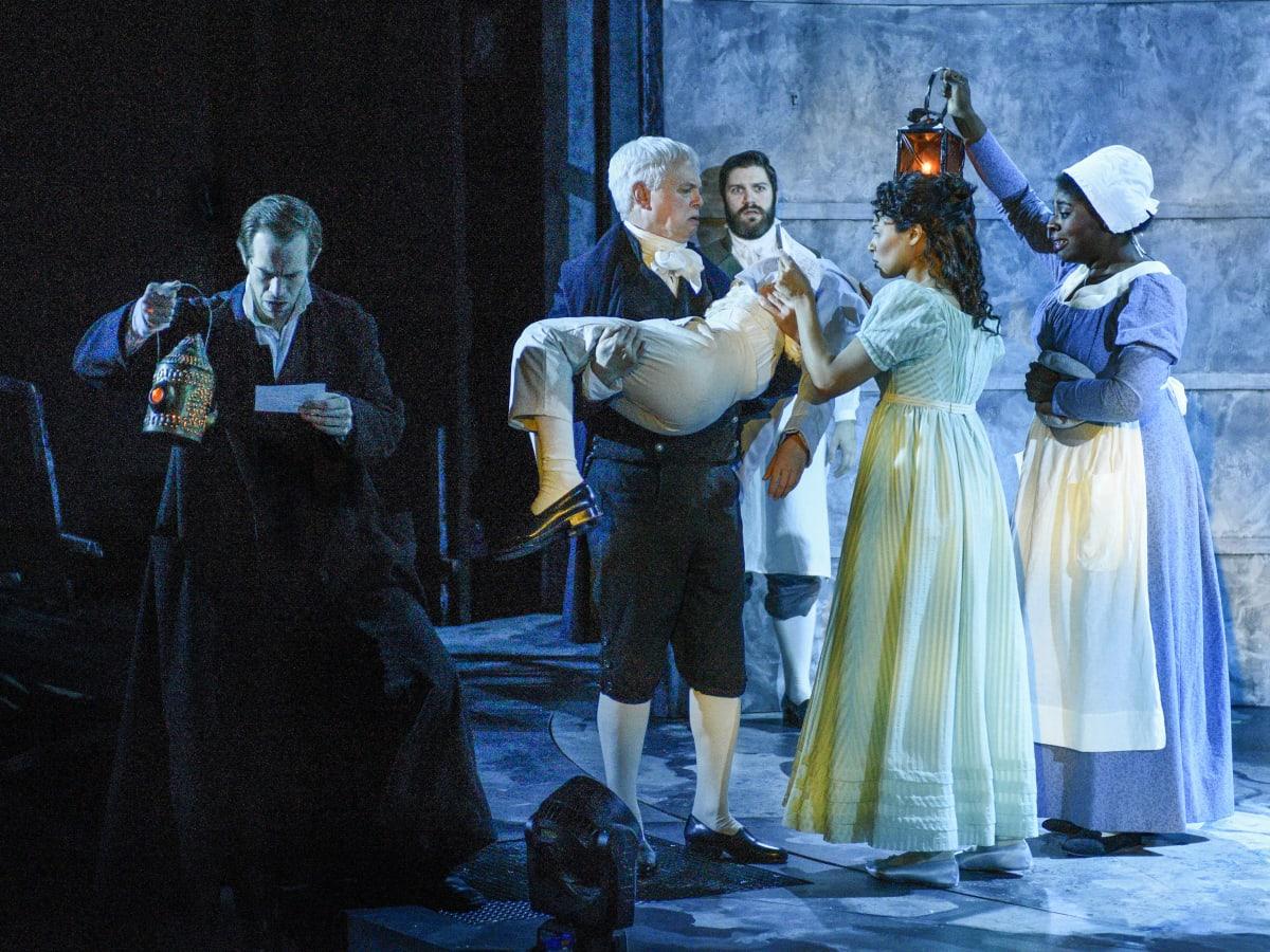 Dallas Theater Center presents Frankenstein