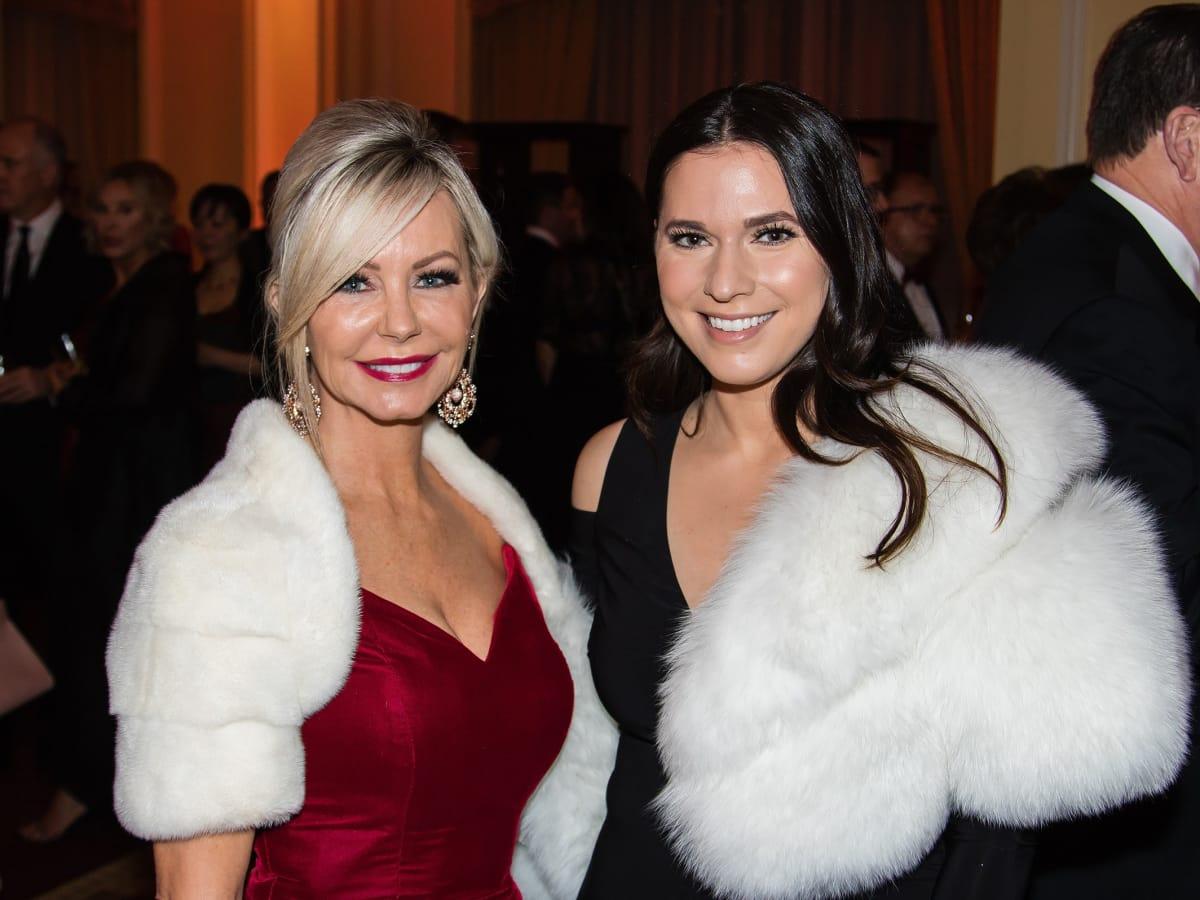 Lisa Cooley, Bela Cooley, Unicef Gala 2018