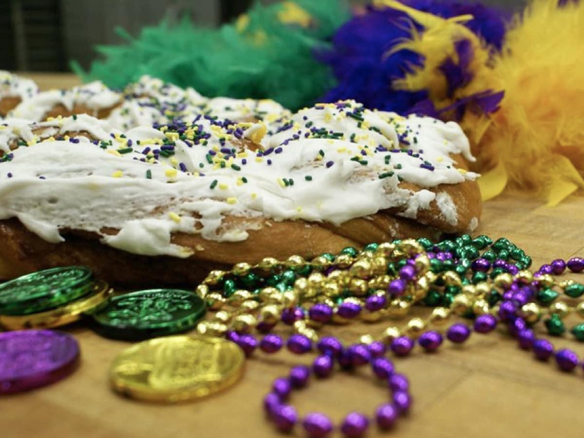 News_King's Cake