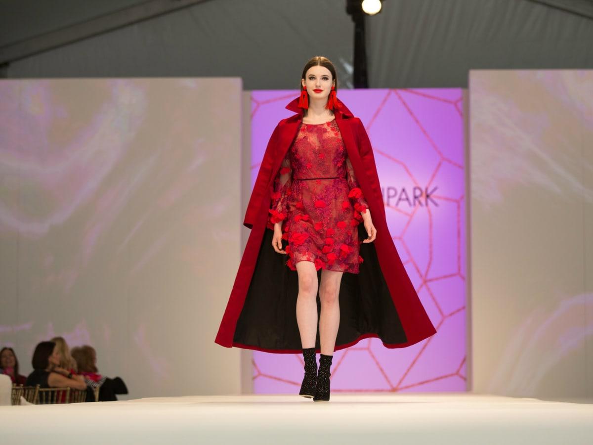 Fashion show at Leukemia & Lymphoma Society