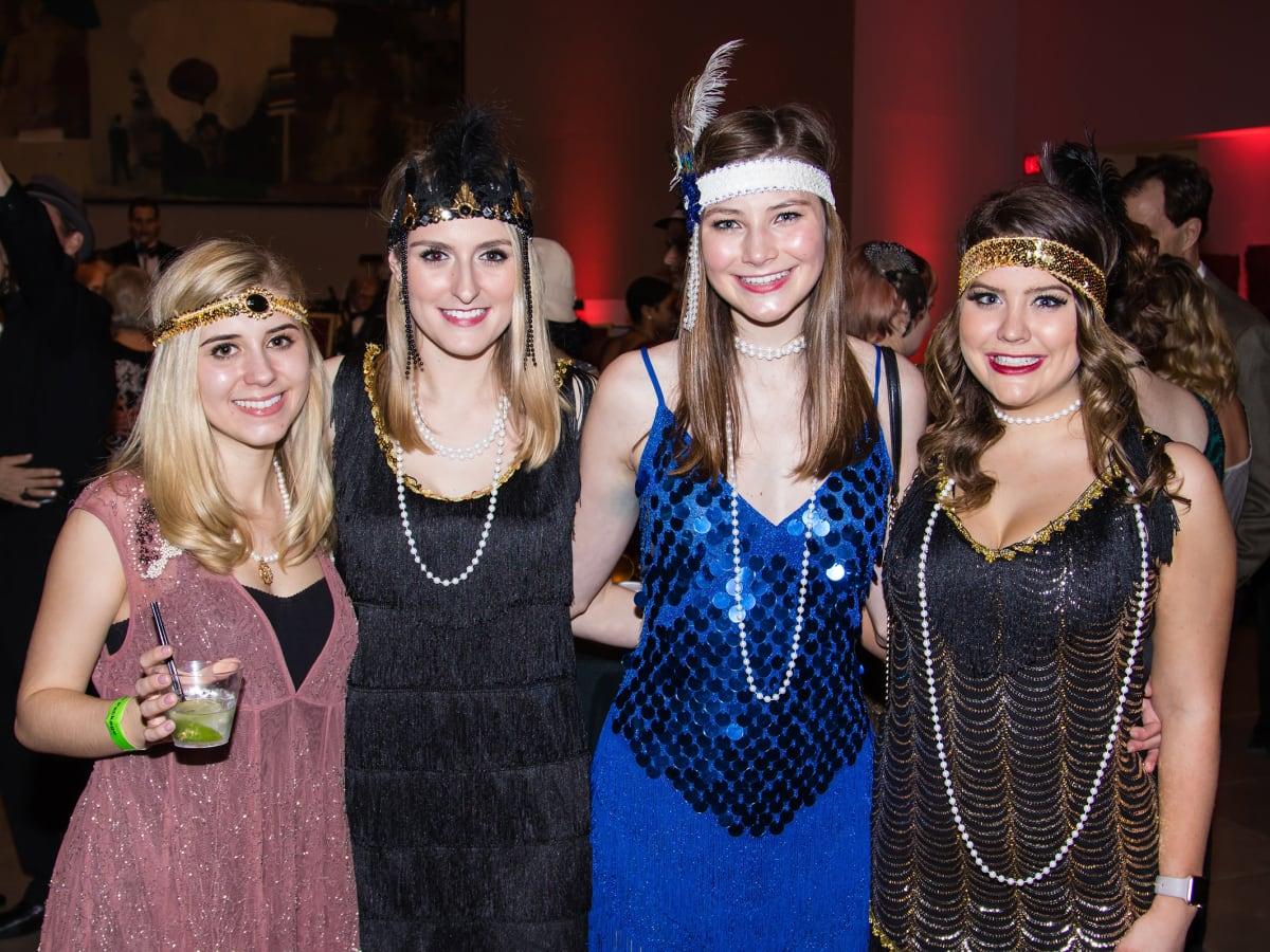 Logan Grant, Katy Horton, Sophie Dilliberto, Lainey Howard