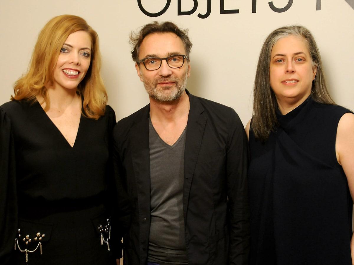 Lanessa Elrod, Patrick Reymond, and Christine Gervais