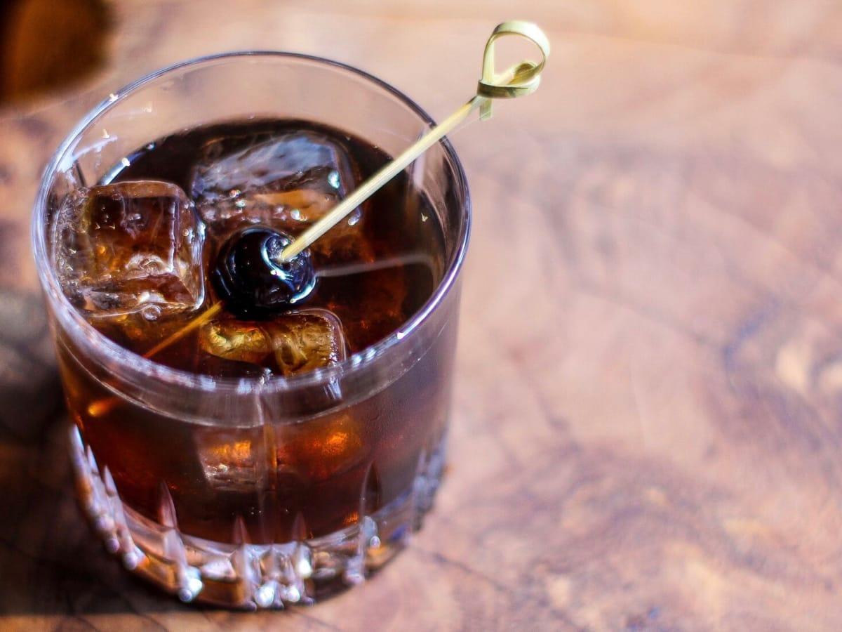 Bayou & Bottle Dr Pepper Old Fashioned