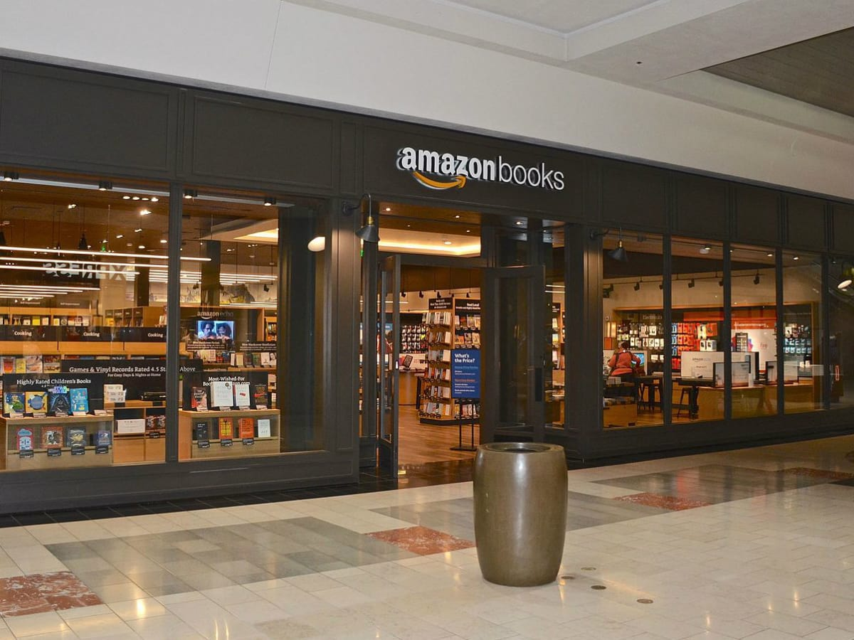 Amazon books bookstore