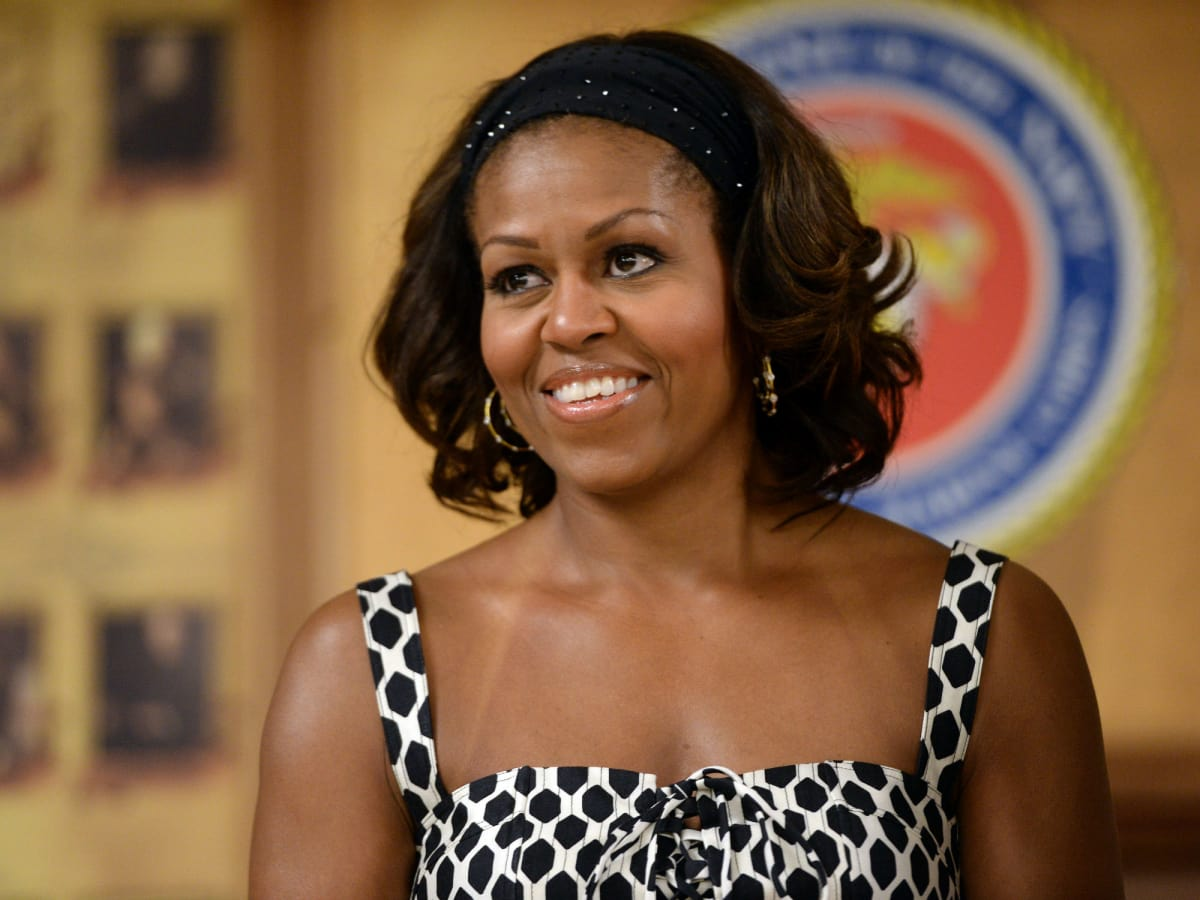 Michelle Obama April