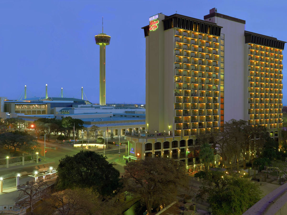 Hilton Palacio del Rio 2018