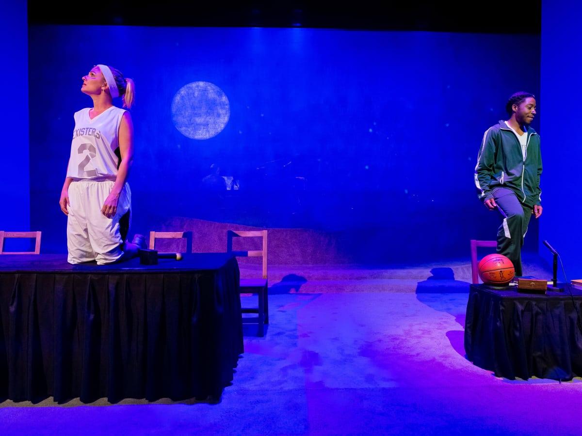 Catastrophic Theatre-Small Ball, Julia Krohn, Orlanders Tao Jones